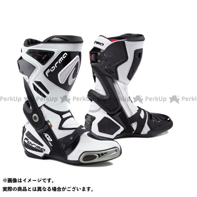 フォーマ レーシングブーツ ICE PRO レーシングブーツ カラー:ホワイト サイズ:43/27.0cm FORMA