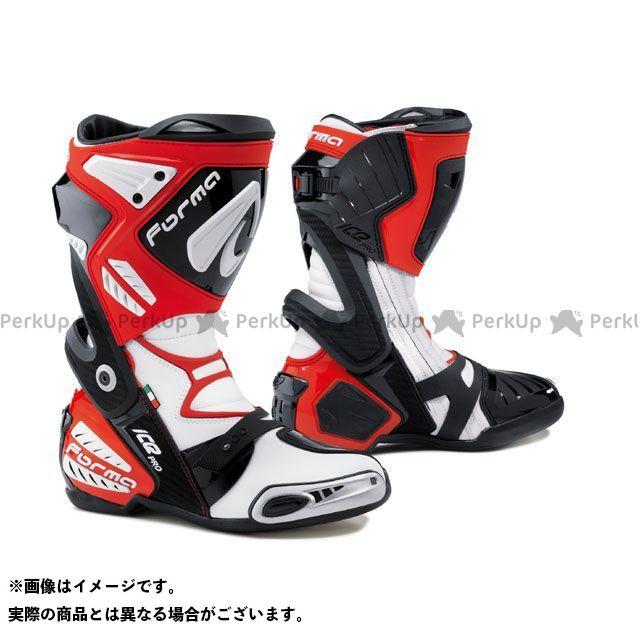 フォーマ レーシングブーツ ICE PRO レーシングブーツ カラー:レッド サイズ:43/27.0cm FORMA