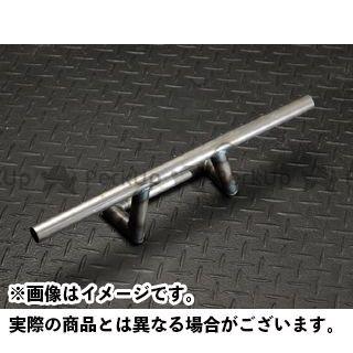 【エントリーで更にP5倍】ANBU 汎用 ハンドル関連パーツ OFFSETハンドル カラー:未塗装 ハンドル径:1インチ 高さ:100mm アンブ