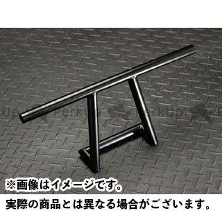 【エントリーで更にP5倍】ANBU 汎用 ハンドル関連パーツ OFFSETハンドル カラー:ブラック ハンドル径:1インチ 高さ:200mm アンブ