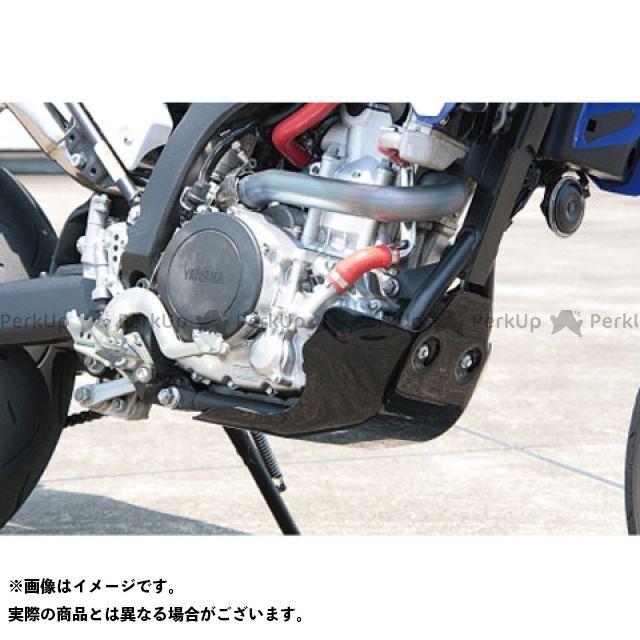送料無料 CYCLE-AM WR250R WR250X カウル・エアロ スキッドプレート タイプII ブラック
