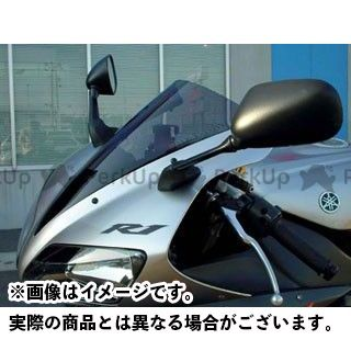 【エントリーでポイント10倍】送料無料 MRA YZF-R1 スクリーン関連パーツ スクリーン オリジナル スモーク