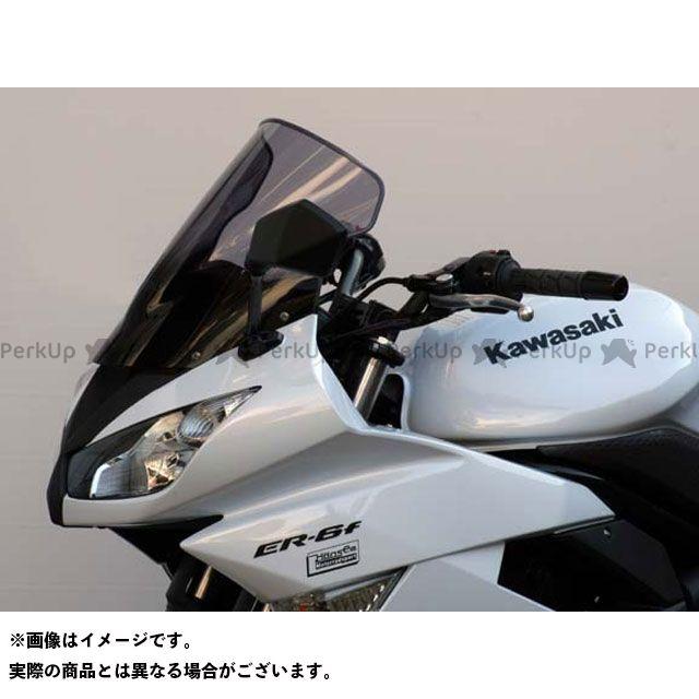 【エントリーでポイント10倍】送料無料 MRA ER-6f ニンジャ400R スクリーン関連パーツ スクリーン レーシング(ブラック)