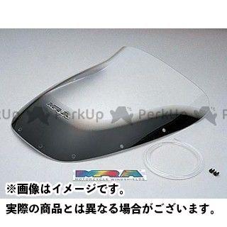 【エントリーでポイント10倍】送料無料 MRA ZZR600 スクリーン関連パーツ スクリーン スポイラー スモーク