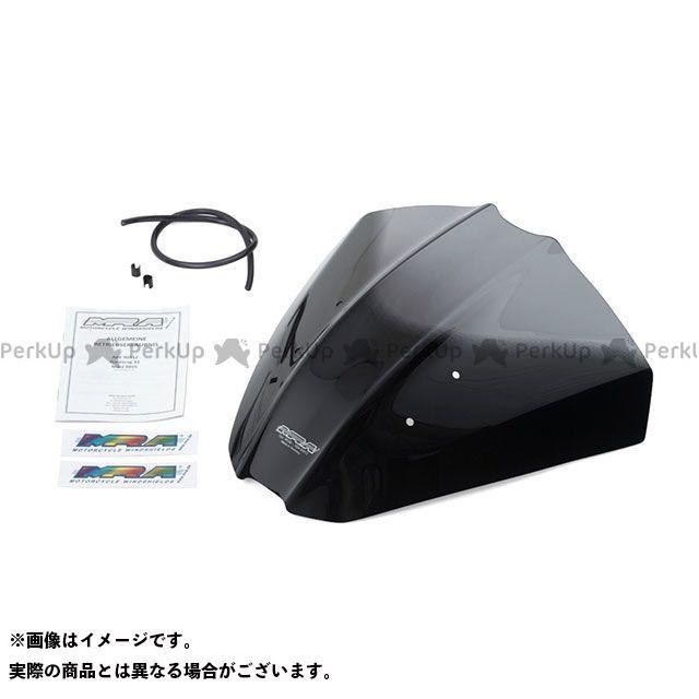 【エントリーでポイント10倍】送料無料 MRA Z1000 スクリーン関連パーツ スクリーン ツーリング ブラック