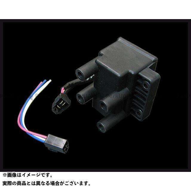 【エントリーで更にP5倍】DYNATEK ハーレー汎用 電装スイッチ・ケーブル ダイナコイル 3Ω ツインプラグ ダイナテック