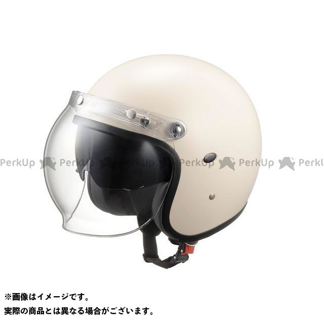 DURA-BOLT ジェットヘルメット Vrage ジェットヘルメット カラー:ハーフマットアイボリー デュラボルト