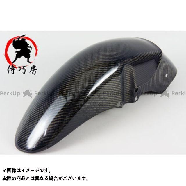 ai-net GPZ750R ニンジャ900 フェンダー 侍巧房 GPZ750R/GPZ900R用 FRPフロントフェンダー(カーボン仕上げ)