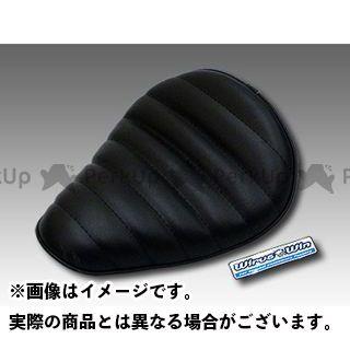 【エントリーで更にP5倍】WirusWin バンバン200 シート関連パーツ バンバン200用 ソロシートキット アップバージョン タイプ:タックロールタイプ カラー:ブラック ウイルズウィン
