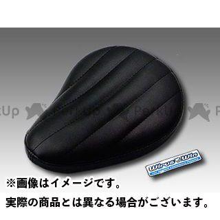 WirusWin モンキー シート関連パーツ モンキー用 ソロシートキット フラットバージョン タイプ:ステッチタイプ カラー:ブラック ウイルズウィン