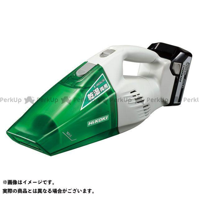 【エントリーで最大P21倍】HiKOKI D.I.Y. R18DSL(S) クリーナー HiKOKI