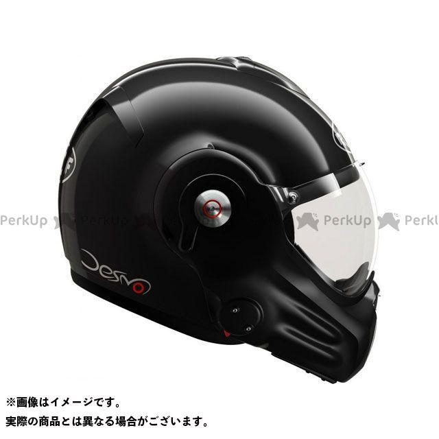 ルーフ システムヘルメット(フリップアップ) Desmo Black Metal サイズ:SM ROOF