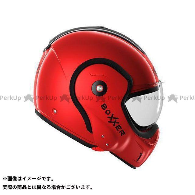 ルーフ システムヘルメット(フリップアップ) New Boxxer Red サイズ:XS ROOF