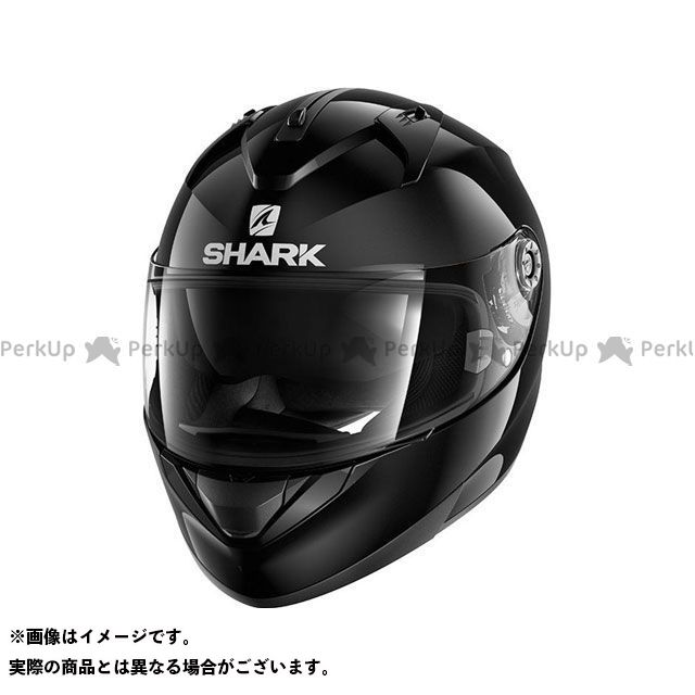 SHARK HELMETS フルフェイスヘルメット Ridill Blank Helmet Black サイズ:L シャークヘルメット