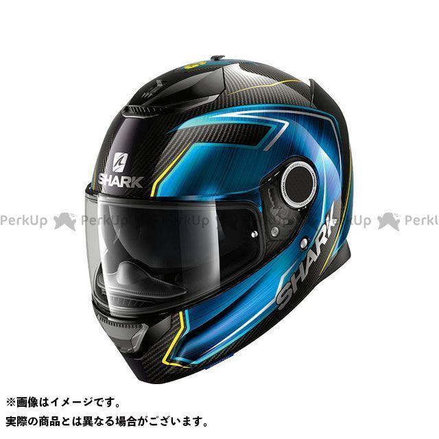 SHARK HELMETS フルフェイスヘルメット Spartan Carbon Replica Guintoli Helmet Carbon Blue Yellow サイズ:XL シャークヘルメット