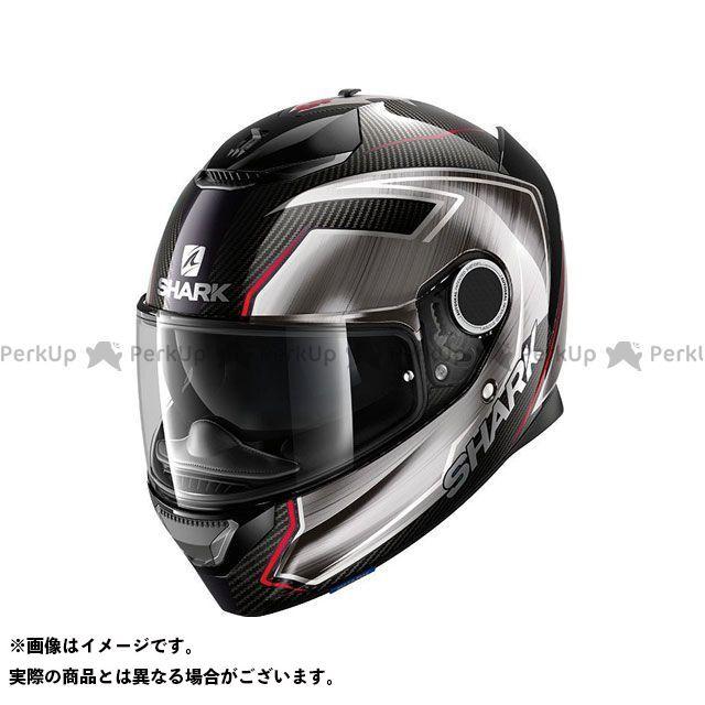 SHARK HELMETS フルフェイスヘルメット Spartan Carbon Replica Guintoli Helmet Carbon Chrom Red サイズ:L シャークヘルメット