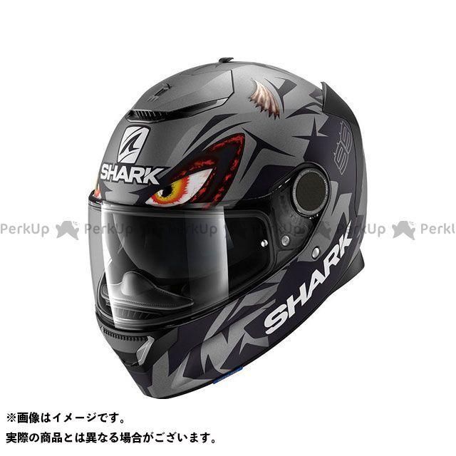 SHARK HELMETS フルフェイスヘルメット Spartan Replica Lorenzo Austrian Gp Mat Helmet Anthracite Black サイズ:XS シャークヘルメット