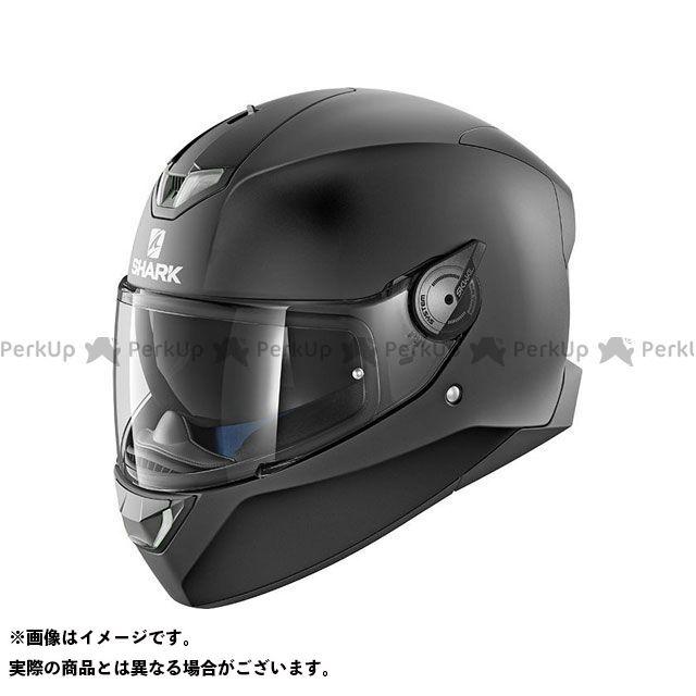 SHARK HELMETS フルフェイスヘルメット Skwal 2 Blank Mat Helmet Black Matt サイズ:XL シャークヘルメット