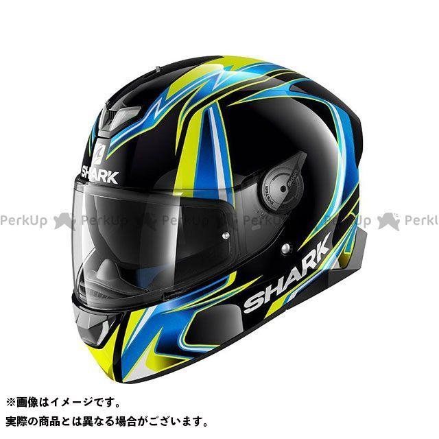SHARK HELMETS フルフェイスヘルメット Skwal 2 Replica Sykes Helmet Black Blu Yellow サイズ:XL シャークヘルメット