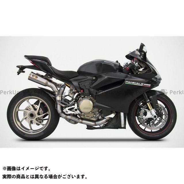 ZARD 1199パニガーレ マフラー本体 2>1>2 チタン レーシング フルキット DUCATI 1199 パニガーレ | ZD1199TKR-3 ZARD
