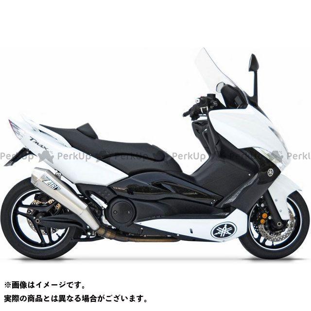 【無料雑誌付き】ZARD TMAX500 マフラー本体 ステンレススチール -チタン レーシング フルキット for YAMAHA T-MAX (2008-2011) | ZY092TKR ZARD