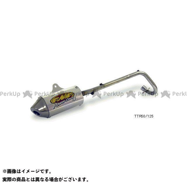 エフエムエフ TT-R125 マフラー本体 POWER CORE 4SA(EX-PIPE付) FMF