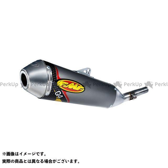 エフエムエフ XR250 マフラー本体 Q4 FMF