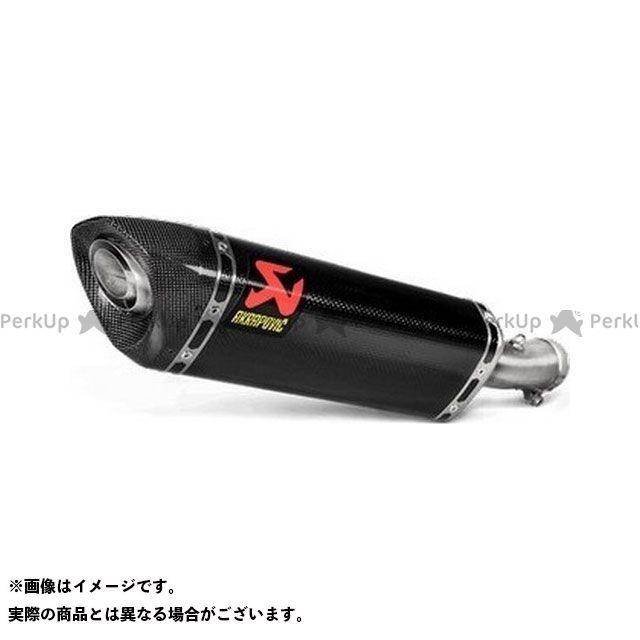 【無料雑誌付き】AKRAPOVIC ニンジャ250 マフラー本体 Slip-On Line(Carbon) for Kawasaki Ninja 250(2018) | S-K4SO6-APC アクラポビッチ