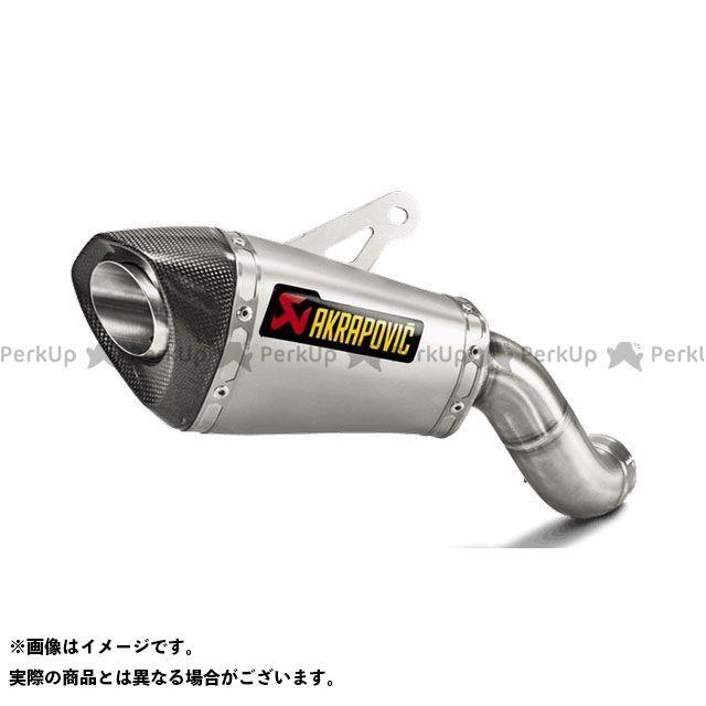 AKRAPOVIC Z900 マフラー本体 Slip-On Line(Titanium) for Kawasaki Z900(2017-2018) | S-K9SO4-ASZT アクラポビッチ