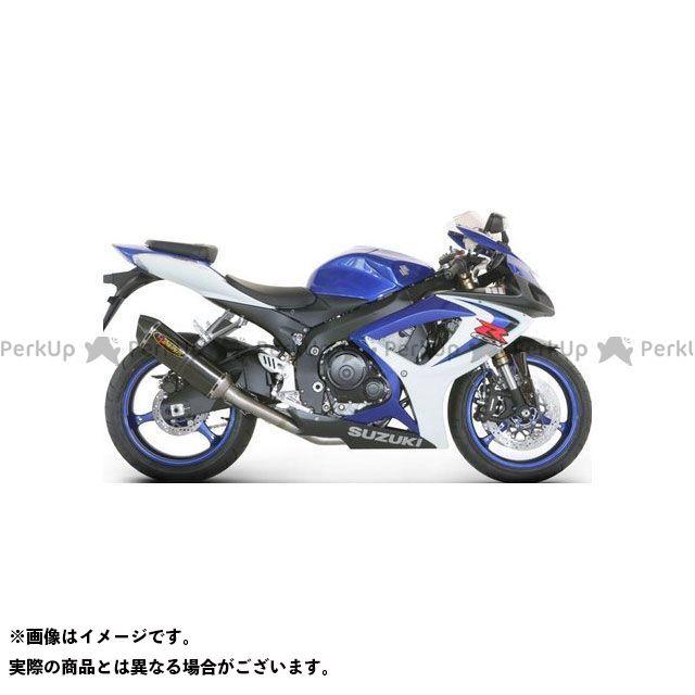 【エントリーで最大P23倍】AKRAPOVIC GSX-R600 マフラー本体 Slip-On Line(Carbon) GSX-R 600 for Suzuki GSX-R 600(1996-2017) | S-S6SO3-HZC アクラポビッチ