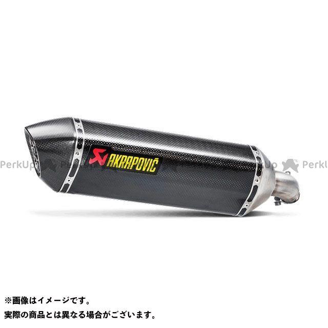 【無料雑誌付き】AKRAPOVIC SV650 マフラー本体 Slip-On Line(Carbon) for Suzuki SV 650(1999-2018) | S-S6SO9-HRC/1 アクラポビッチ