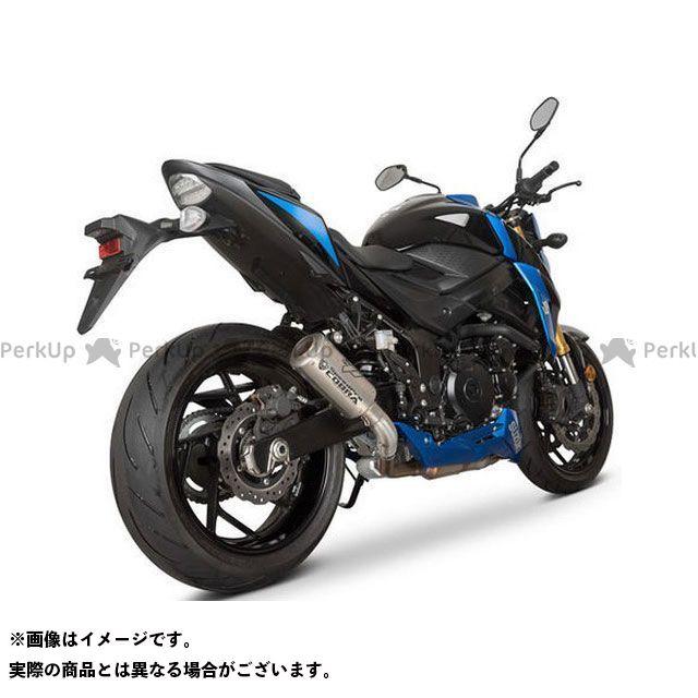 【エントリーで最大P21倍】COBRA GSR750 GSX-S750 マフラー本体 SP1 Slip-on Road Legal/EEC/ABE homologated Suzuki GSR 750/GSX-S 750 コブラ