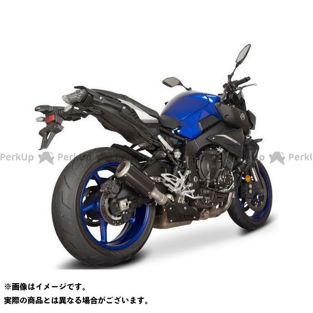 【エントリーで最大P21倍】COBRA MT-10 マフラー本体 SP1 Slip-on Road Legal/EEC/ABE homologated Yamaha MT-10 コブラ