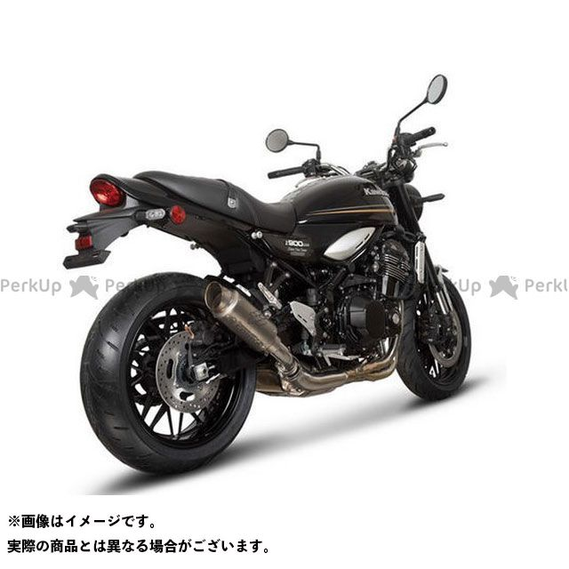 【エントリーで最大P23倍】COBRA Z900RS Z900RSカフェ マフラー本体 SP2 Slip-on Road Legal/EEC/ABE homologated Kawasaki Z 900 RS/Cafe コブラ