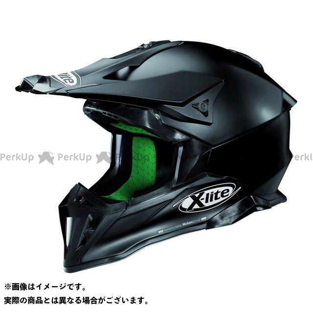 エックスライト オフロードヘルメット X-502 Start Helmet(ブラック マット)X52000652004 サイズ:L X-lite