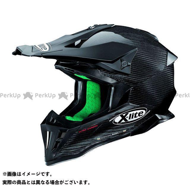 エックスライト オフロードヘルメット X-502 Ultra Carbon Puro Helmet(Gloss ブラック)X5U000809001 サイズ:3XL X-lite