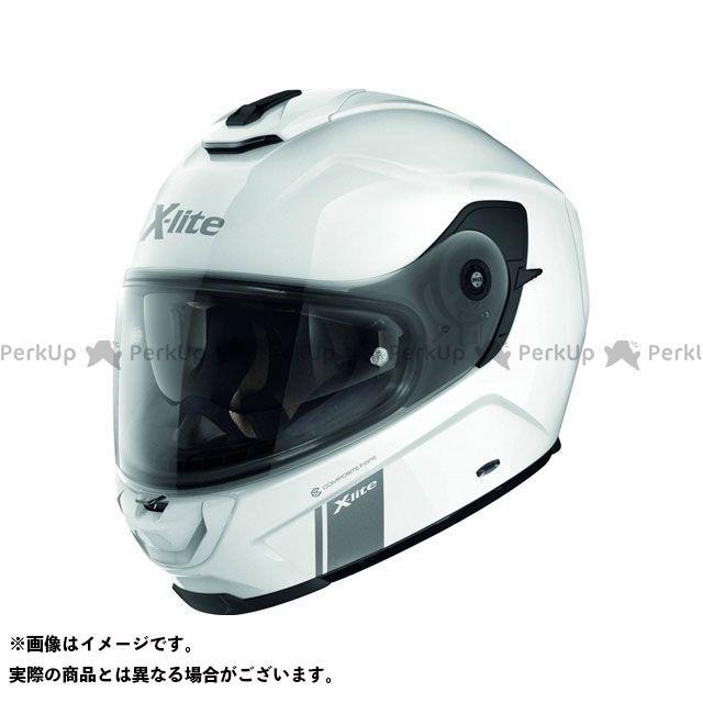 エックスライト フルフェイスヘルメット X-903 Modern Class N-Com Helmet(ホワイト)X93000373103 サイズ:L X-lite