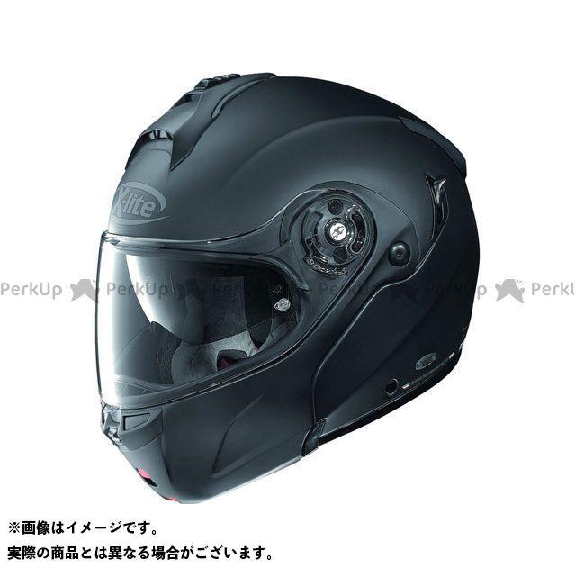 エックスライト システムヘルメット(フリップアップ) X-1004 Elegance N-Com Helmet(ブラック マット)X1G000205004 サイズ:XXS X-lite