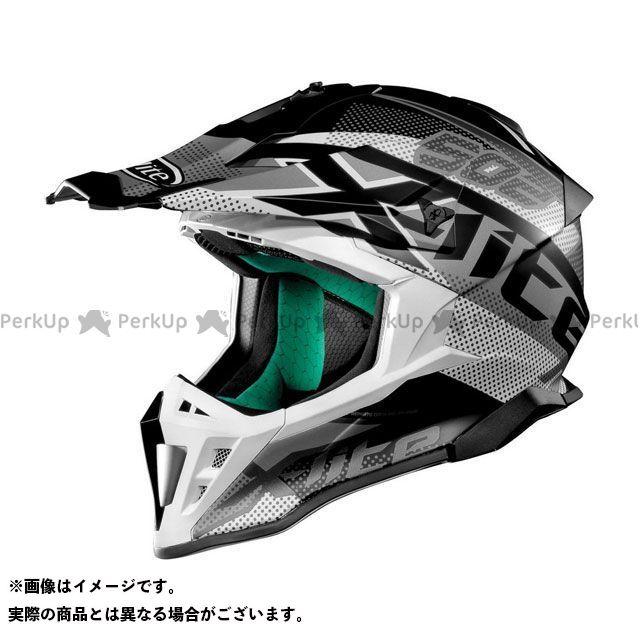 エックスライト オフロードヘルメット X-502 Resistencia Helmet(グレー-ブラック)X52000475021 サイズ:2XL X-lite