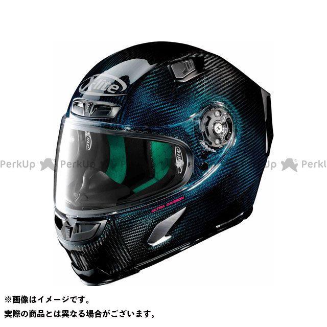 エックスライト フルフェイスヘルメット X-803 Ultra Carbon Nuance Helmet(ブルー)U83000559006 サイズ:M X-lite