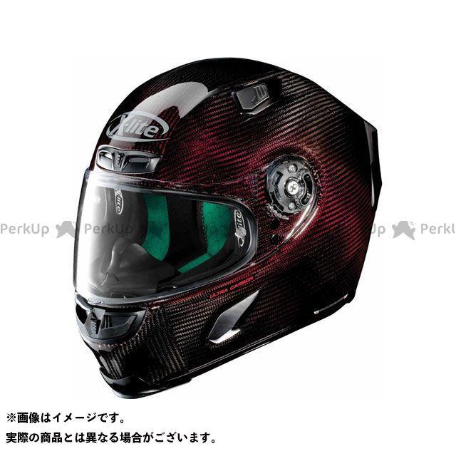 エックスライト フルフェイスヘルメット X-803 Ultra Carbon Nuance Helmet(レッド)U83000559005 サイズ:M X-lite