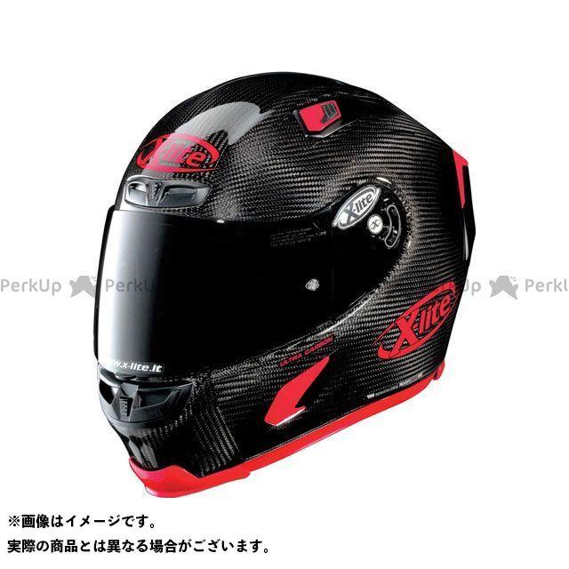 エックスライト フルフェイスヘルメット X-803 Ultra Carbon Puro Sport Helmet(レッド-ブラック)U83000342003 サイズ:S X-lite