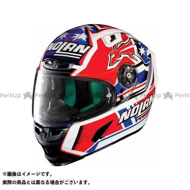 エックスライト フルフェイスヘルメット X-803 Replica Stoner Helmet(ブルー-レッド)X83000606014 サイズ:2XL X-lite