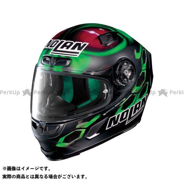 エックスライト フルフェイスヘルメット X-803 Replica Bastianini Helmet(ブラック-グリーン)X83000606017 サイズ:L X-lite