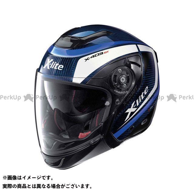 【在庫処分】 X-lite ジェットヘルメット X-403 Gt エックスライト Ultra Carbon X-403 Meridian N-Com Helmet(ホワイト-ブルー)X4U000376007 Meridian サイズ:XL エックスライト, チヨダマチ:ff34224b --- svatebnidodavatel.cz
