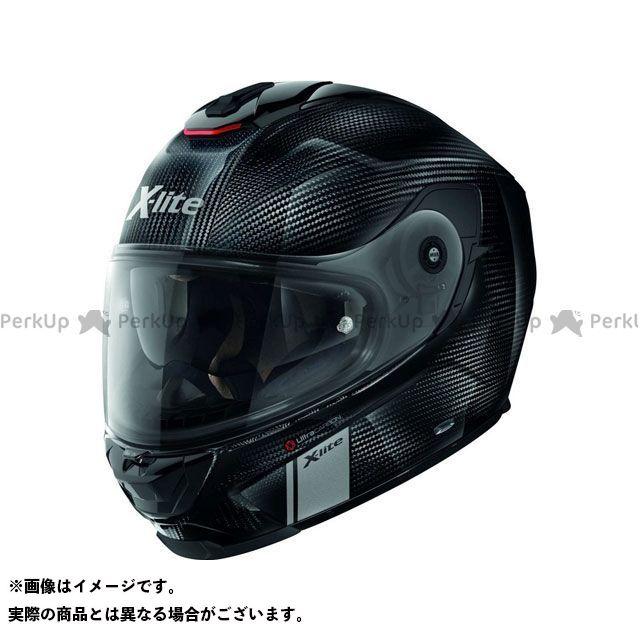 エックスライト フルフェイスヘルメット X-903 Ultra Carbon Modern Class N-Com Helmet(Gloss ブラック)X9U000373001 サイズ:XS X-lite