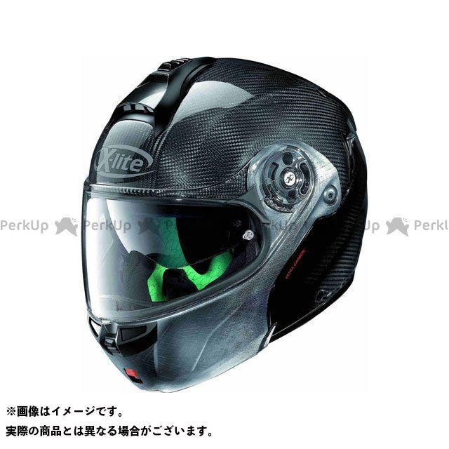 エックスライト システムヘルメット(フリップアップ) X-1004 Ultra Carbon Dyad Helmet(Gloss ブラック)X14000508003 サイズ:3XL X-lite