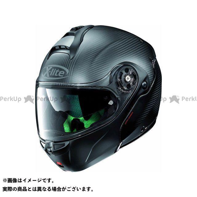 エックスライト システムヘルメット(フリップアップ) X-1004 Ultra Carbon Dyad Helmet(ブラック マット)X14000508002 サイズ:L X-lite