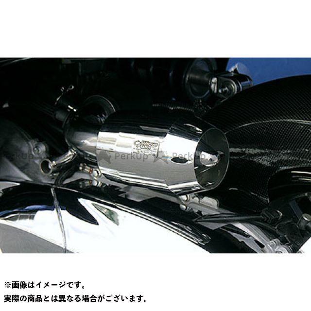 WirusWin マジェスティ エアクリーナー マジェスティ250(4D9)用 ブリーズタイプ エアクリーナーキット ブラックメッキ ウイルズウィン