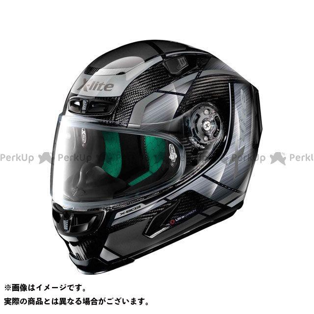 エックスライト フルフェイスヘルメット X-803 Agile Ultra Carbon Helmet(グレー-ブラック)U83000366047 サイズ:XXS X-lite